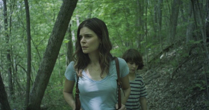 """Betsy Brandt in """"Claire in Motion."""""""